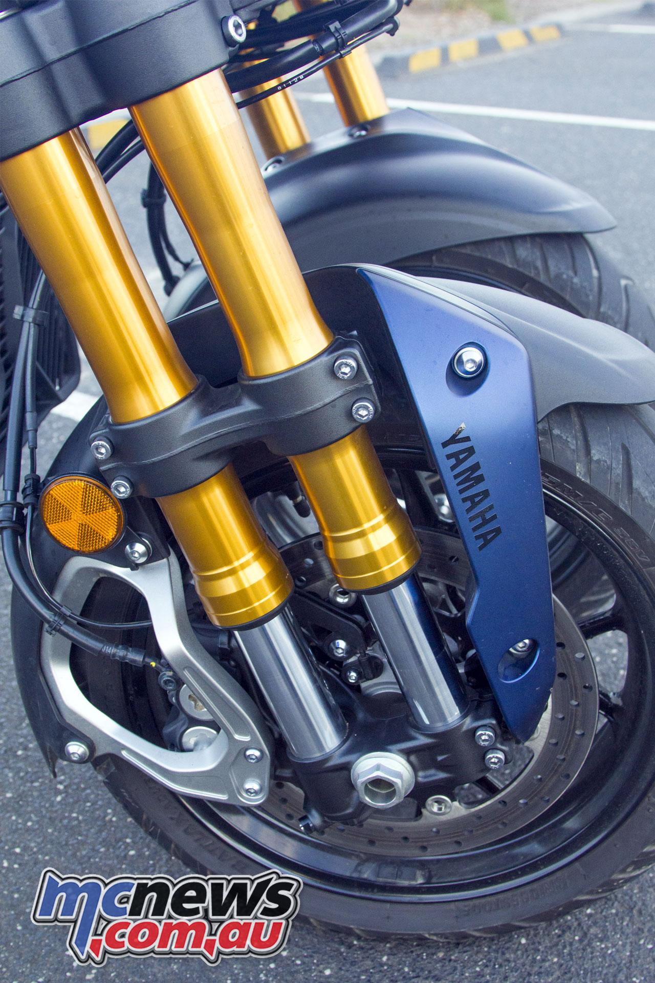 Yamaha Niken GT Review