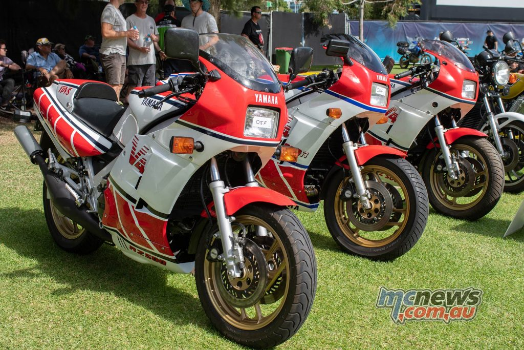 Yamaha RZ ImageRM