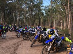 Yamaha WRR Rally Adventure Ride
