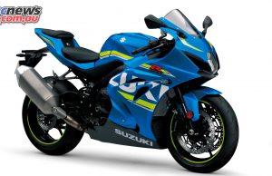 Suzuki GSX RAL YSF Diagonal