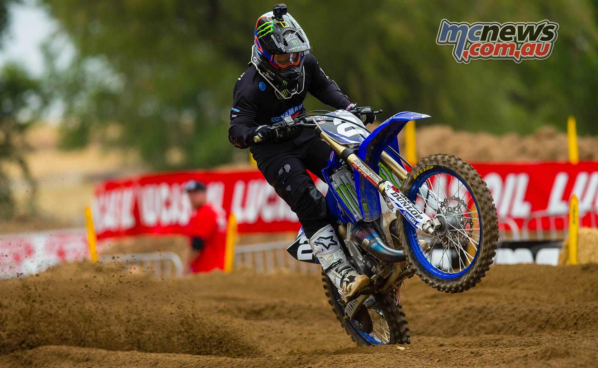 AMA MX Rnd AS Villopoto JK MX Hangtown