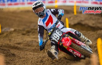 AMA MX Rnd Lawrence JK MX Hangtown Cover