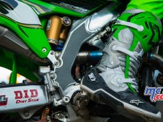 AMA Supercross FInal Alpinestars Tomac PIts JK SX Vegas Cover