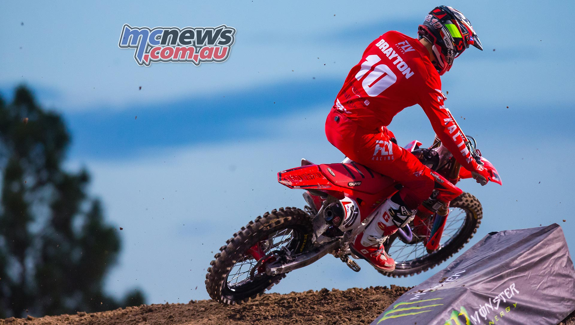 AMA Supercross FInal Brayton JK SX Vegas