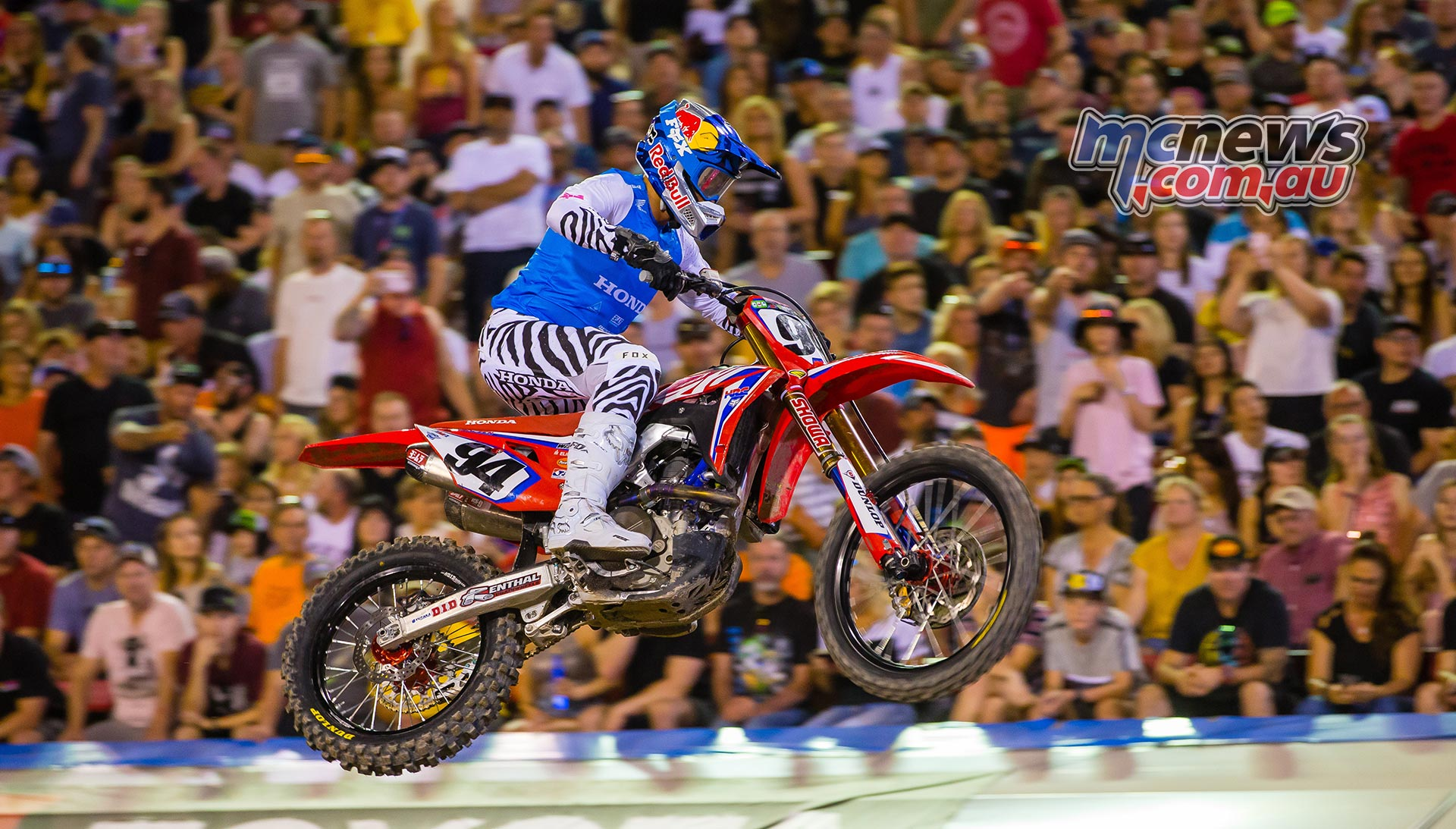 AMA Supercross FInal Roczen JK SX Vegas