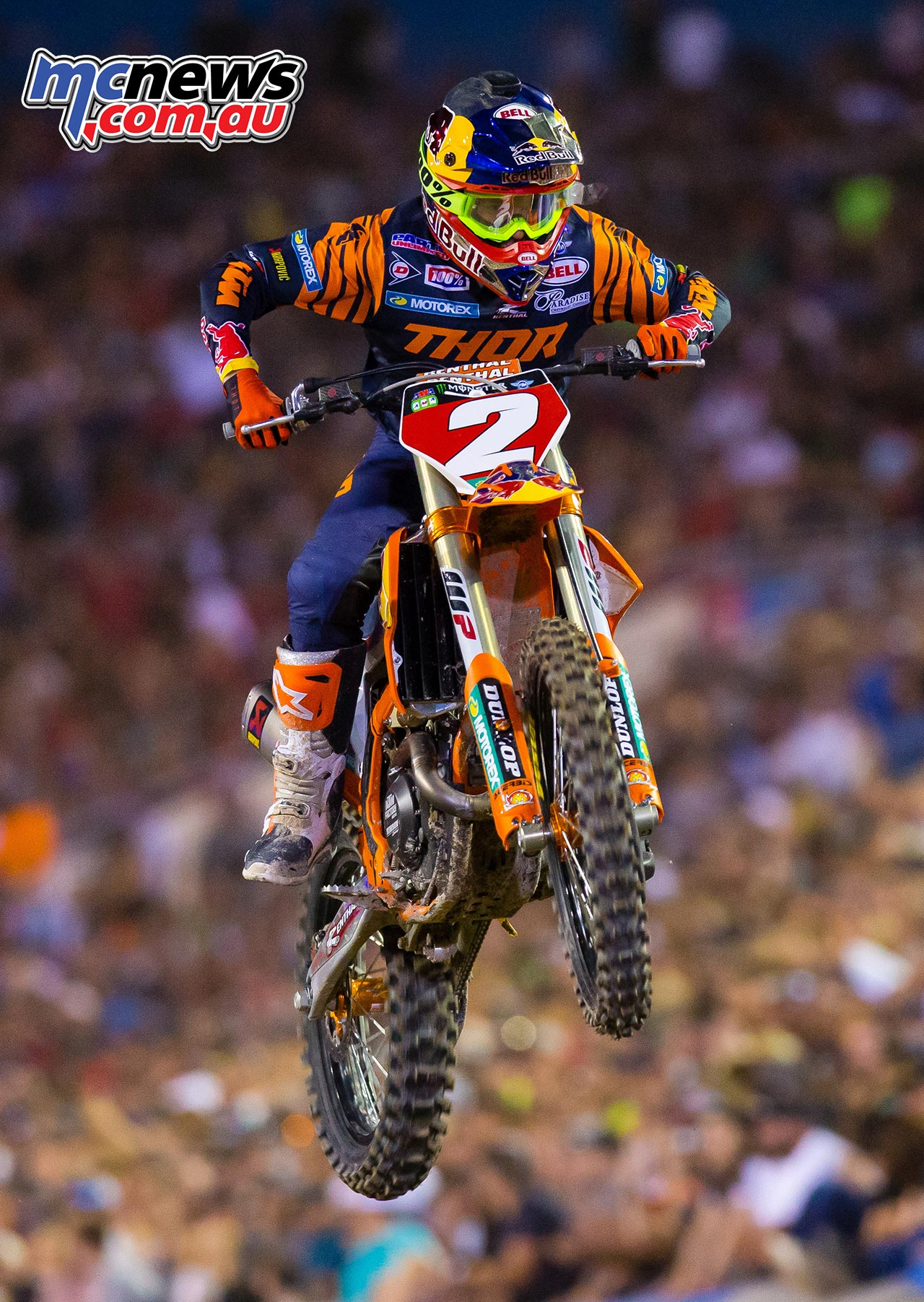 AMA Supercross FInal Webb JK SX Vegas