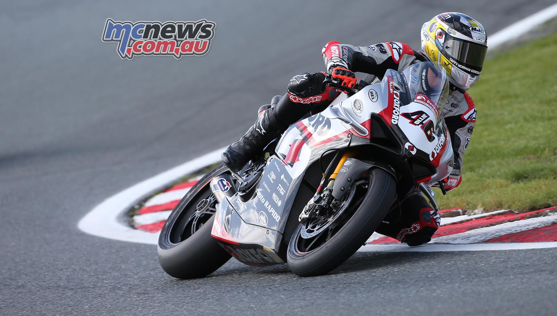 BSB Rnd Oulton Park QP Tommy Bridewell