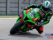Brazilian SBK Rnd Interlagos Anthony West