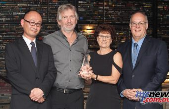Honda Motorcycles Dealer of the Year Awards Rising Sun Motorsports