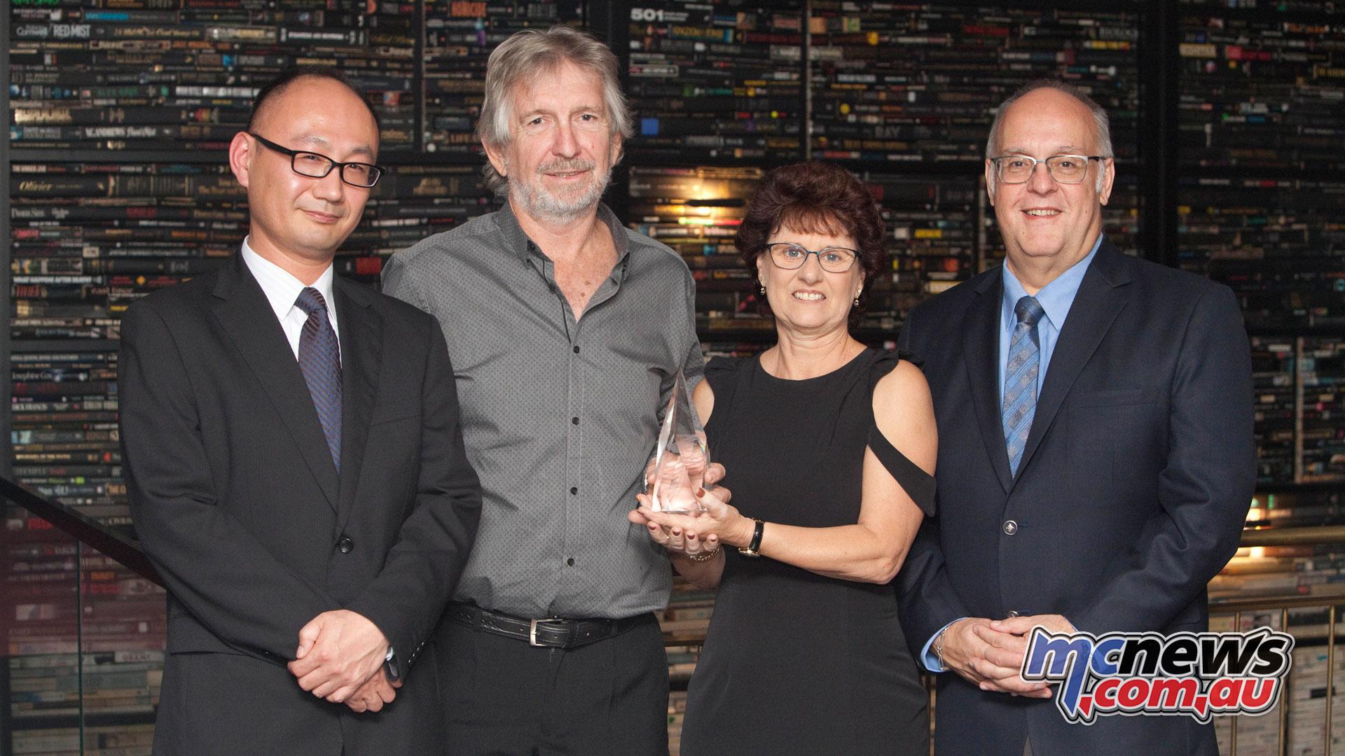 Honda Motorcycles Dealer of the Year Awards Rising Sun Motorsports