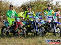 ISDE Australian Team announced