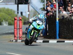 Isle of Man TT Dean Harrison