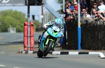 Isle of Man TT Dean Harrison