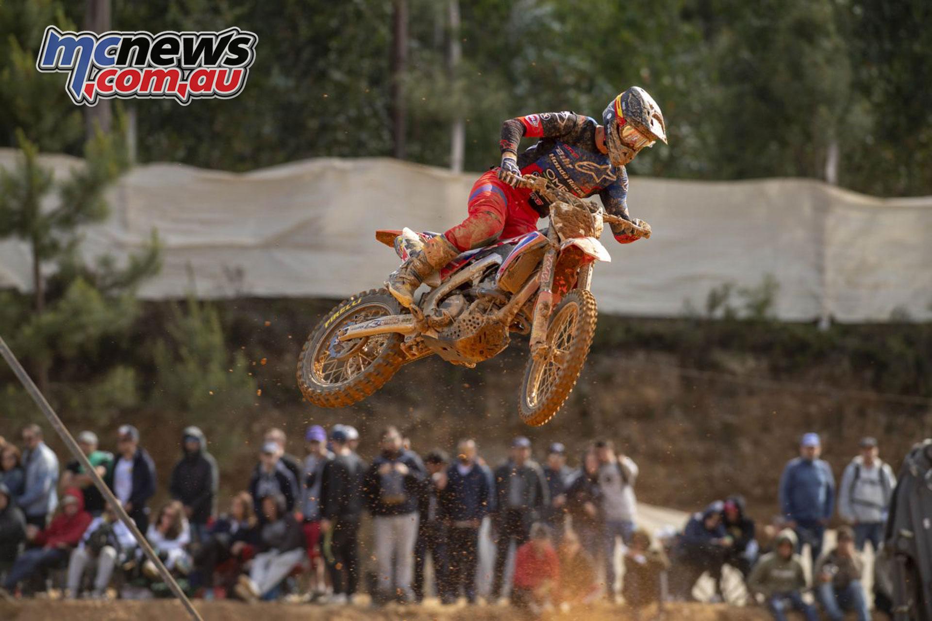 MXGP Portugal Rnd Mitch Evans