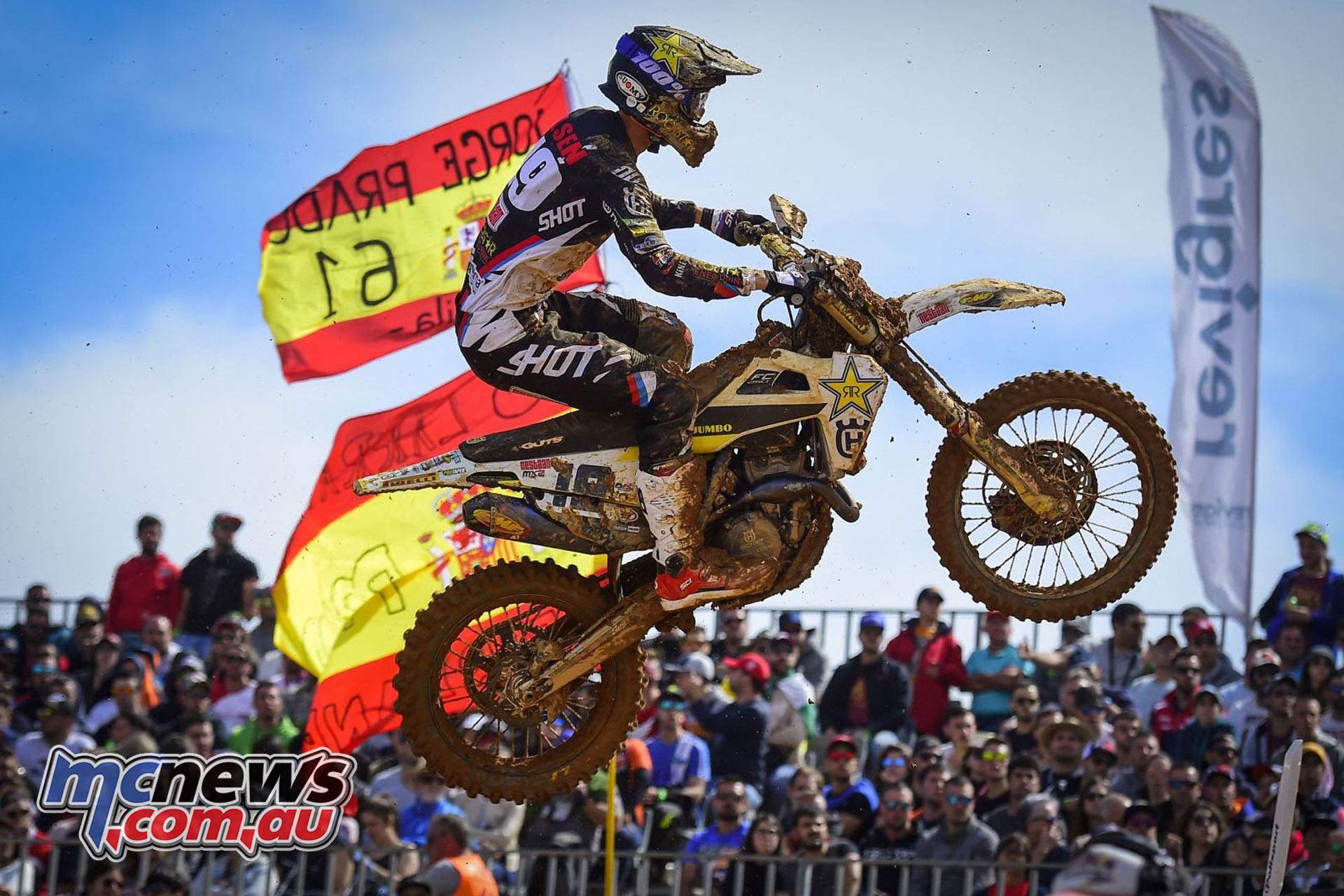 MXGP Portugal Rnd Thomas Kjer Olsen