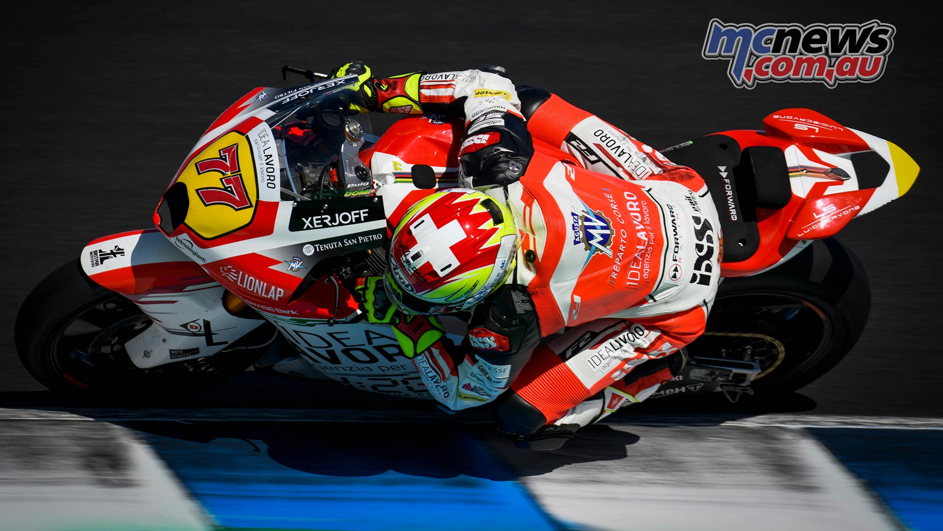 Moto Test Jerez May Aegerter