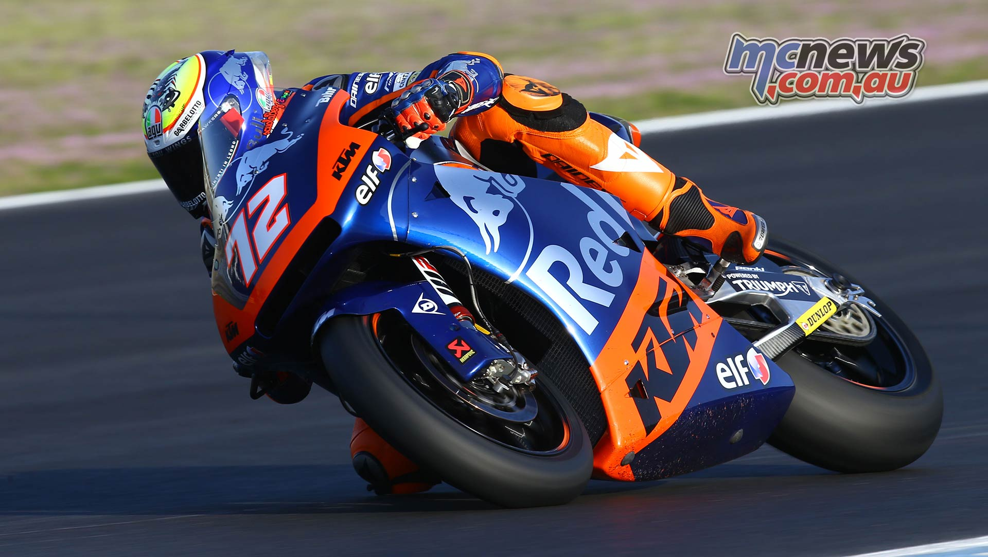 Moto Test Jerez May Marco Bezzecchi