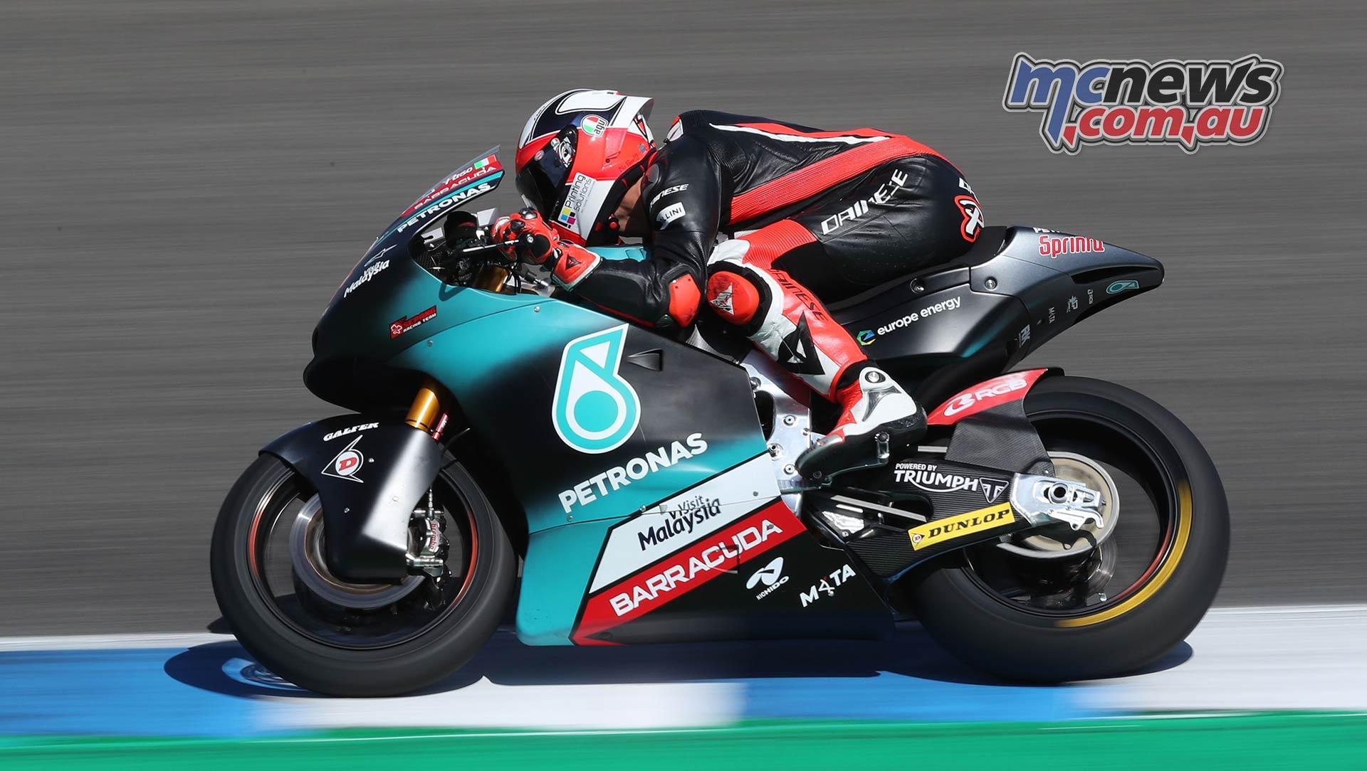 Moto Test Jerez May Pasini