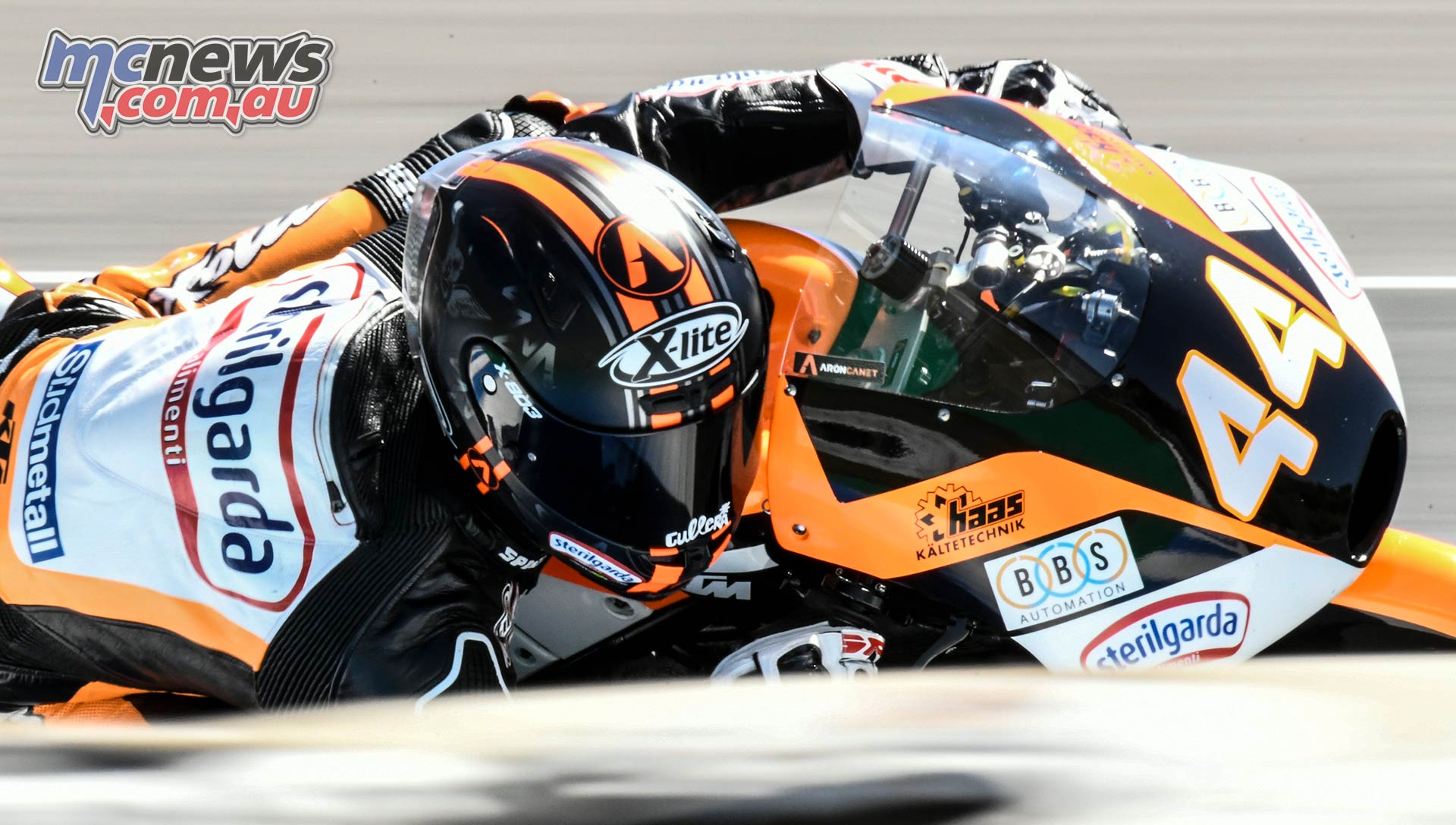 Moto Test Jerez May Aron Canet