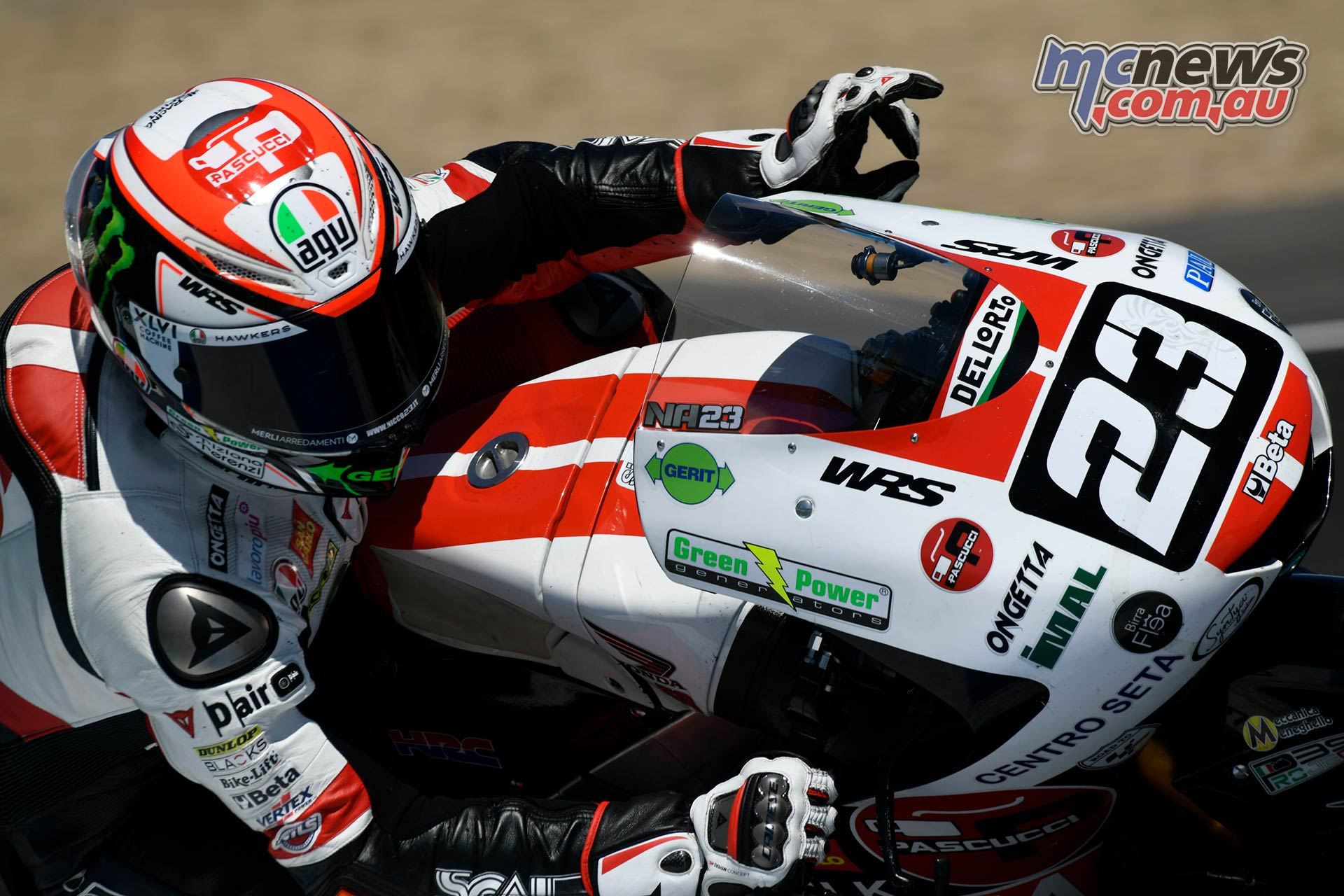 Moto Test Jerez May Niccolo Antonelli