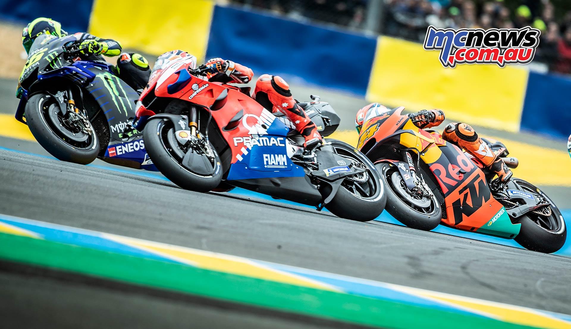 MotoGP KTM Pol Espargaro Rossi