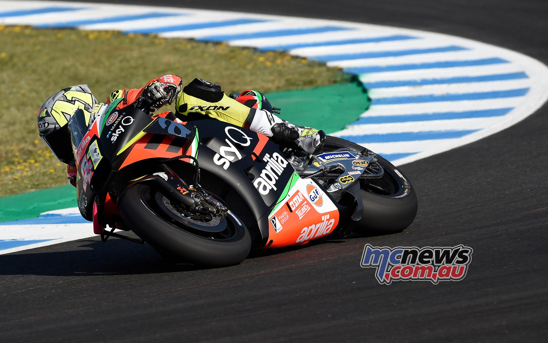 MotoGP Rnd Jerez Aleix Espargaro