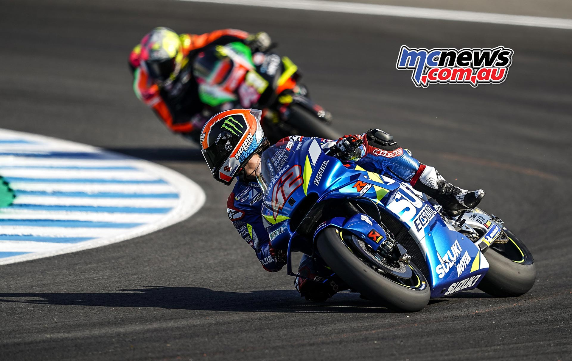 MotoGP Rnd Jerez Alex Rins