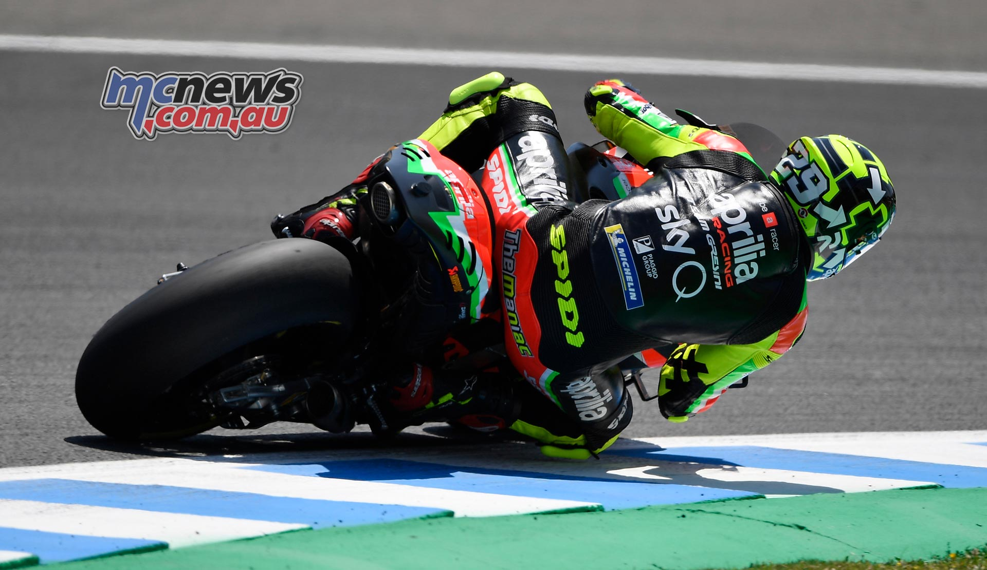 MotoGP Rnd Jerez Andrea Iannone
