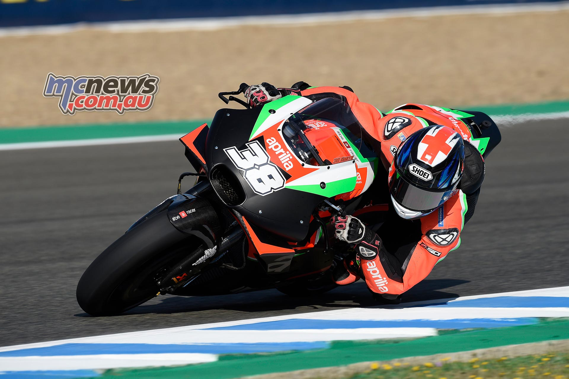 MotoGP Rnd Jerez Bradley Smith