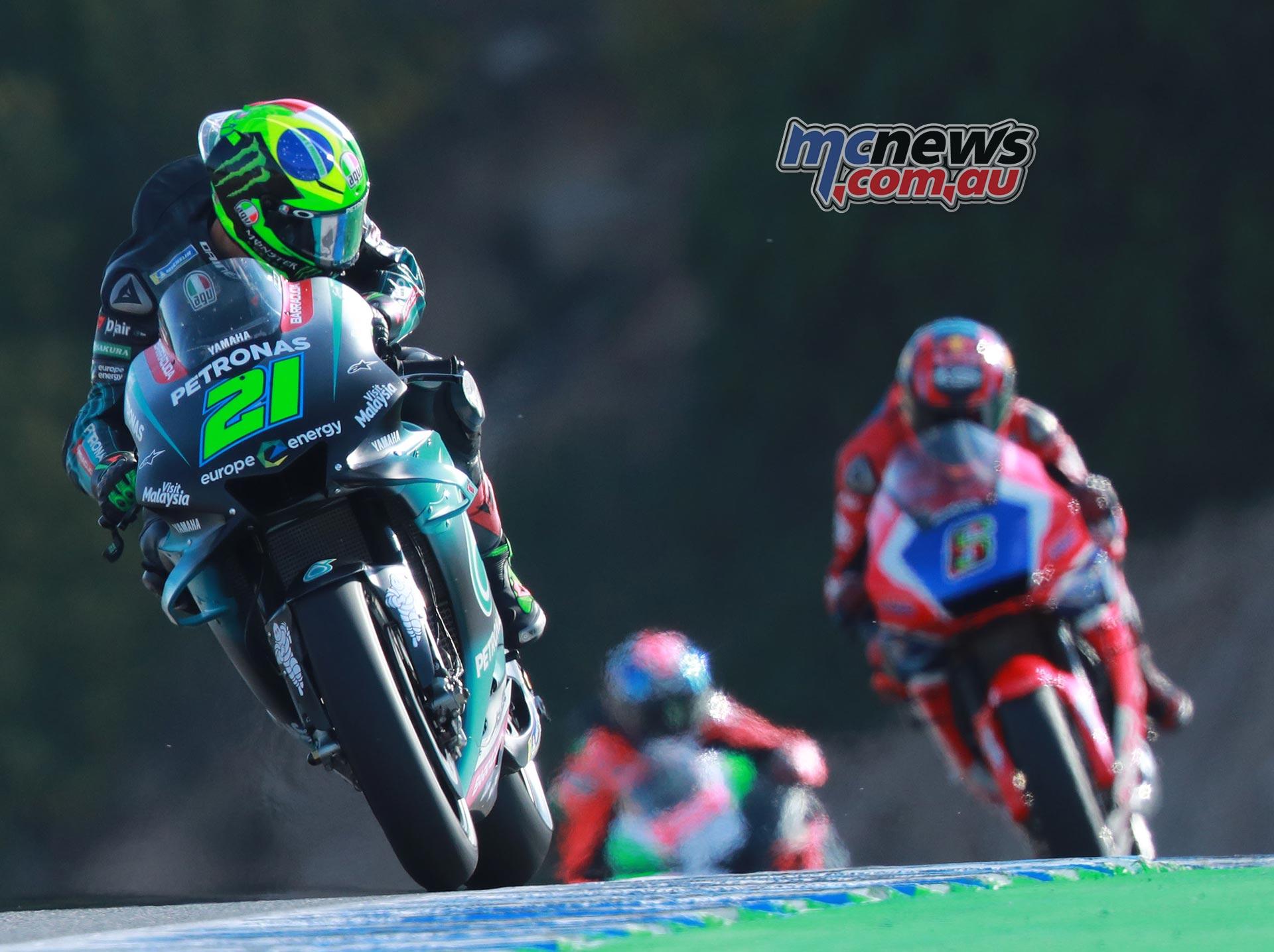 MotoGP Rnd Jerez Franco Morbidelli