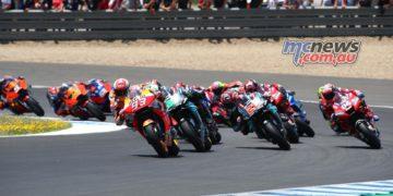 MotoGP Rnd Jerez GPstart GP AN