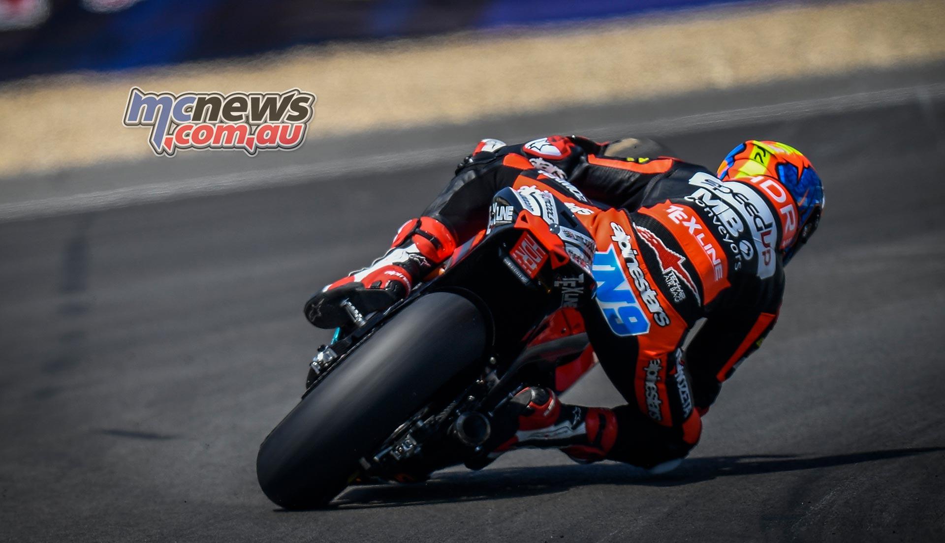 MotoGP Rnd Jerez Jorge Navarro