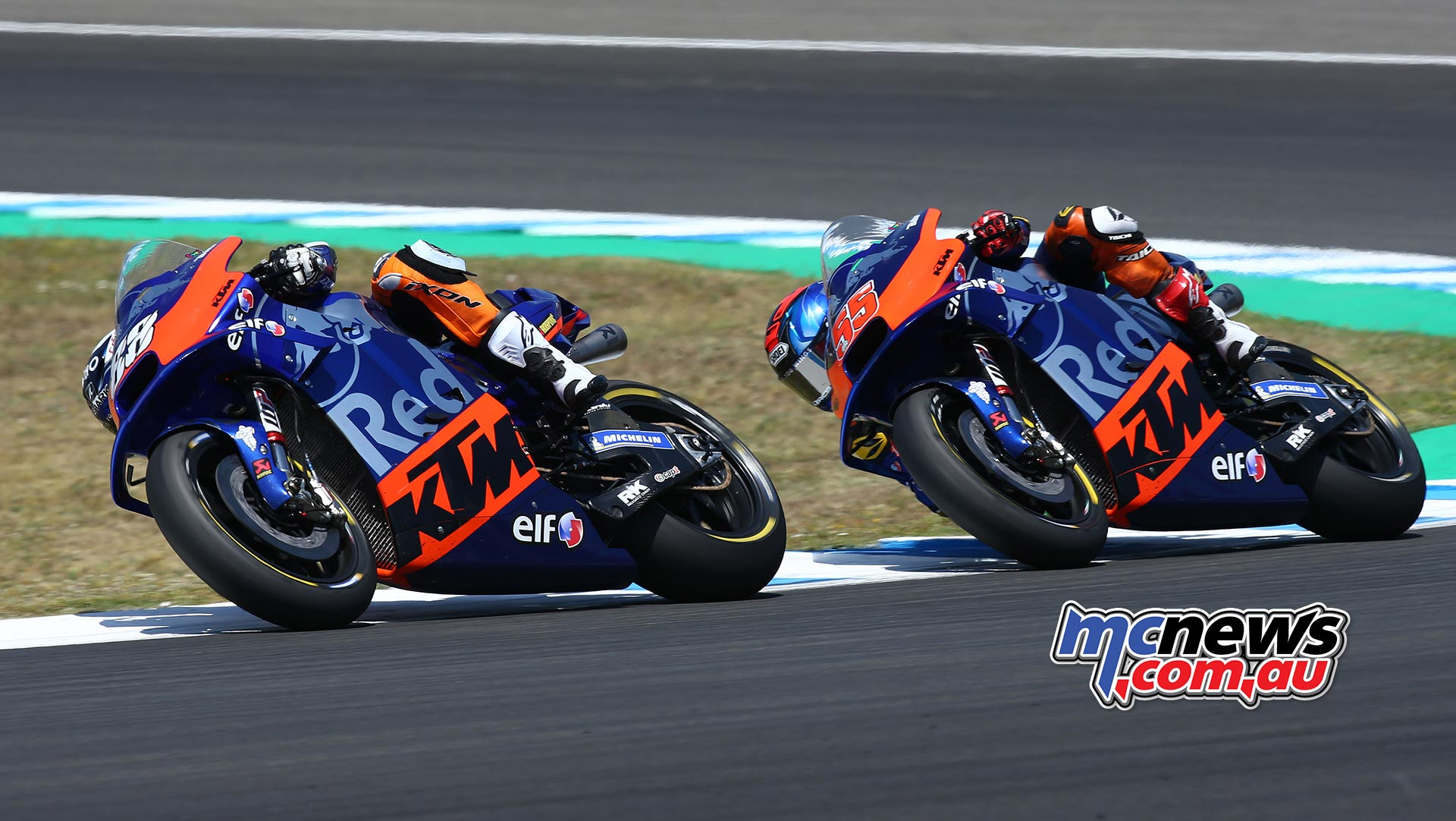 MotoGP Rnd Jerez KTM RC Oliveira GP AN