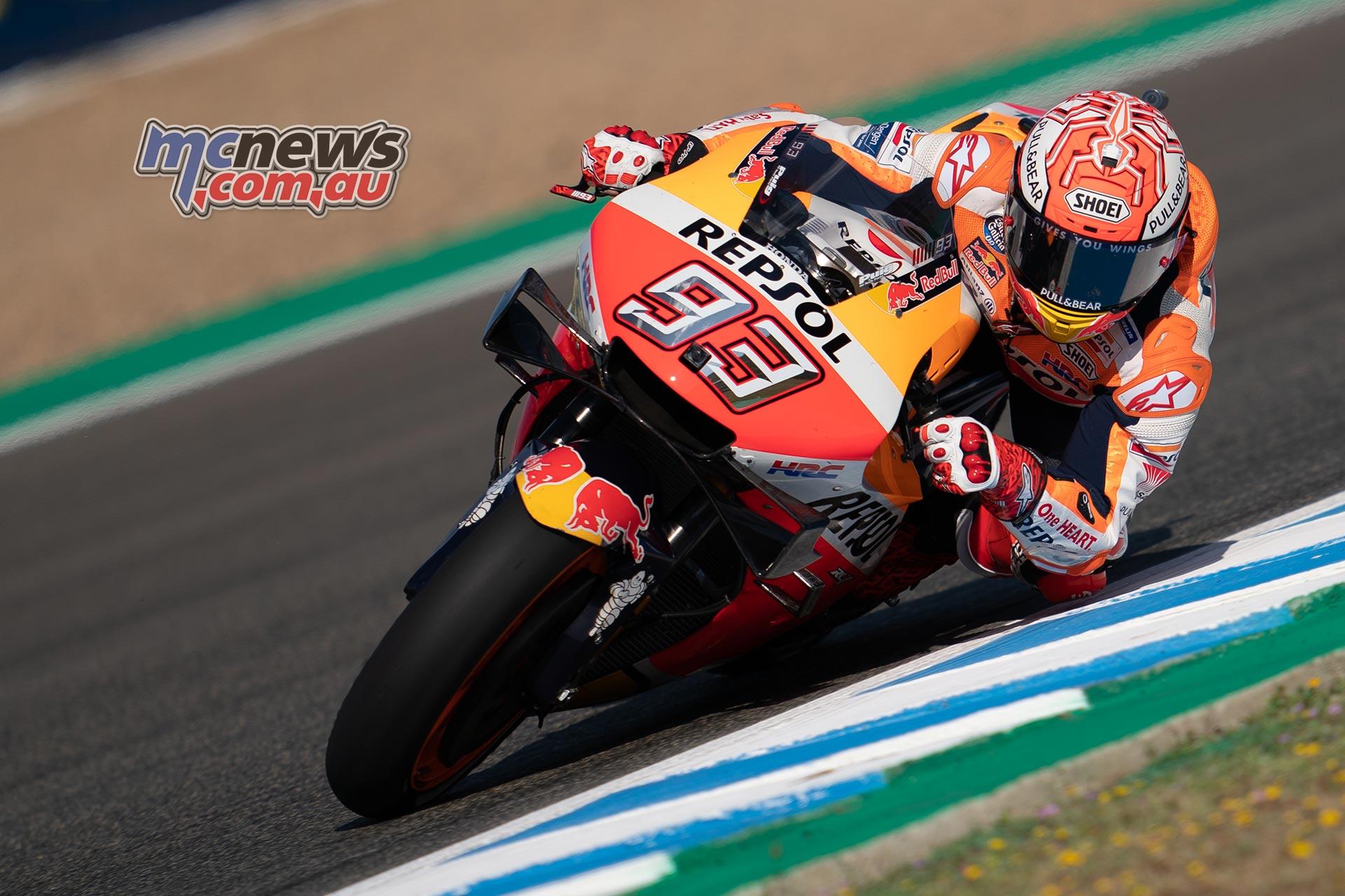 MotoGP Rnd Jerez Marc Marquez
