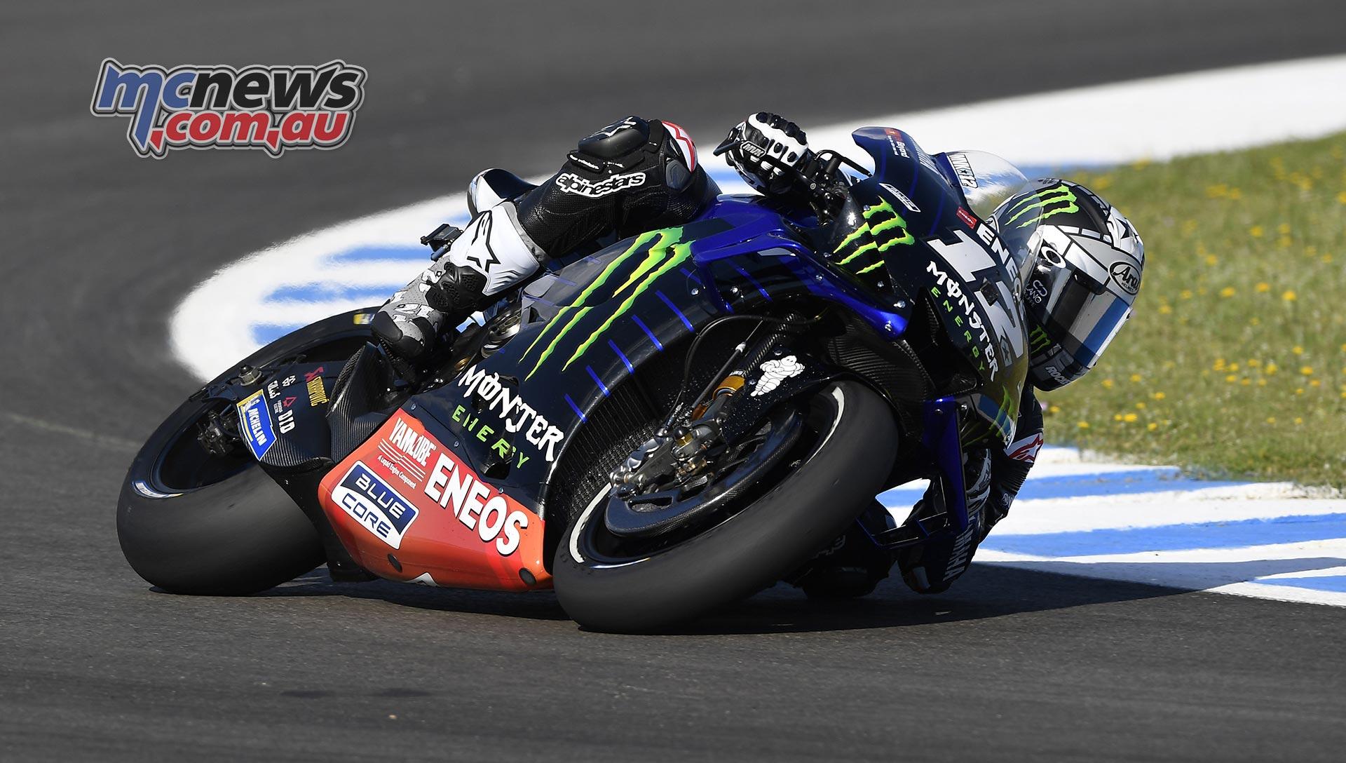 MotoGP Rnd Jerez Maverick Vinales