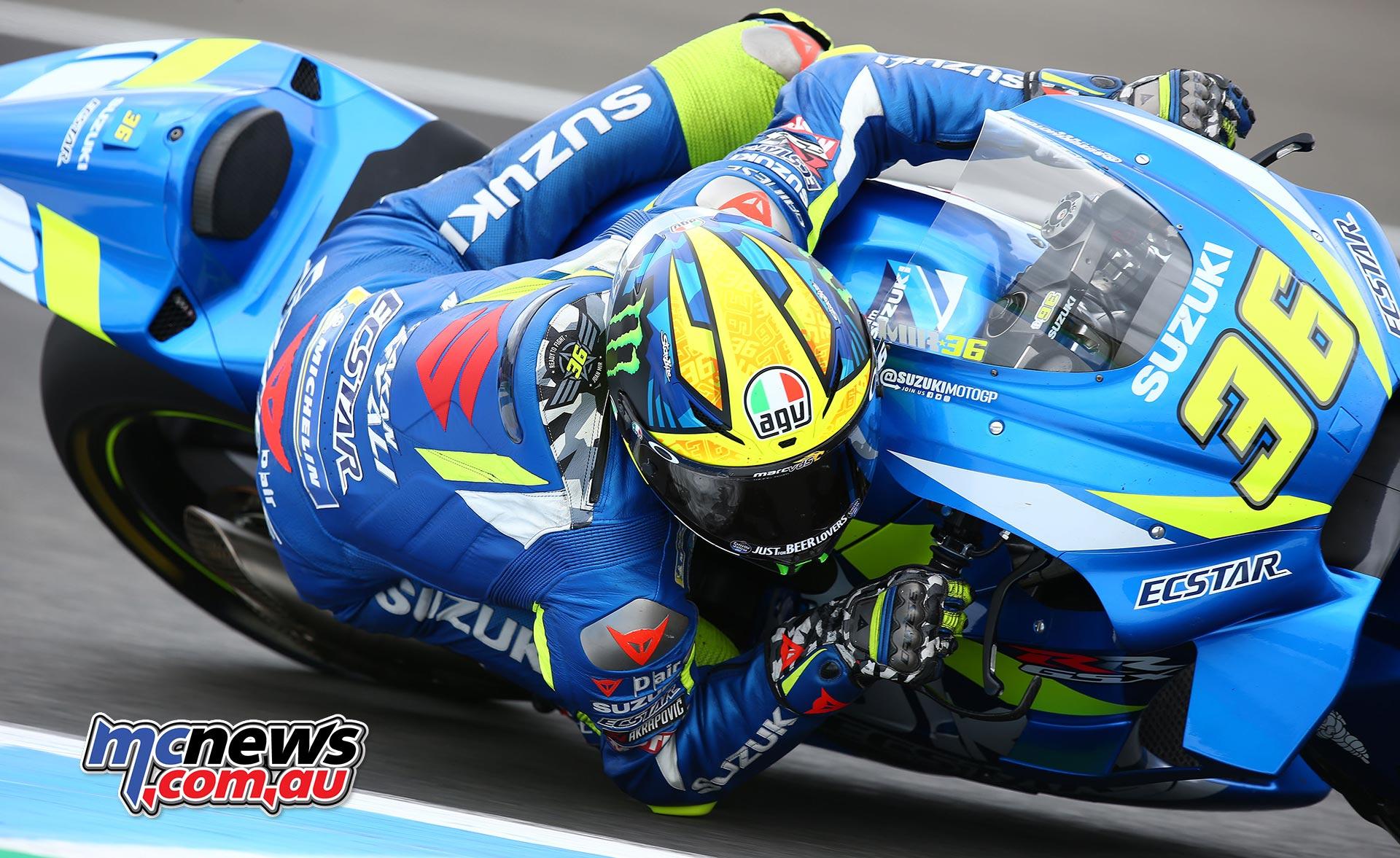 MotoGP Rnd Jerez Mir GP AN