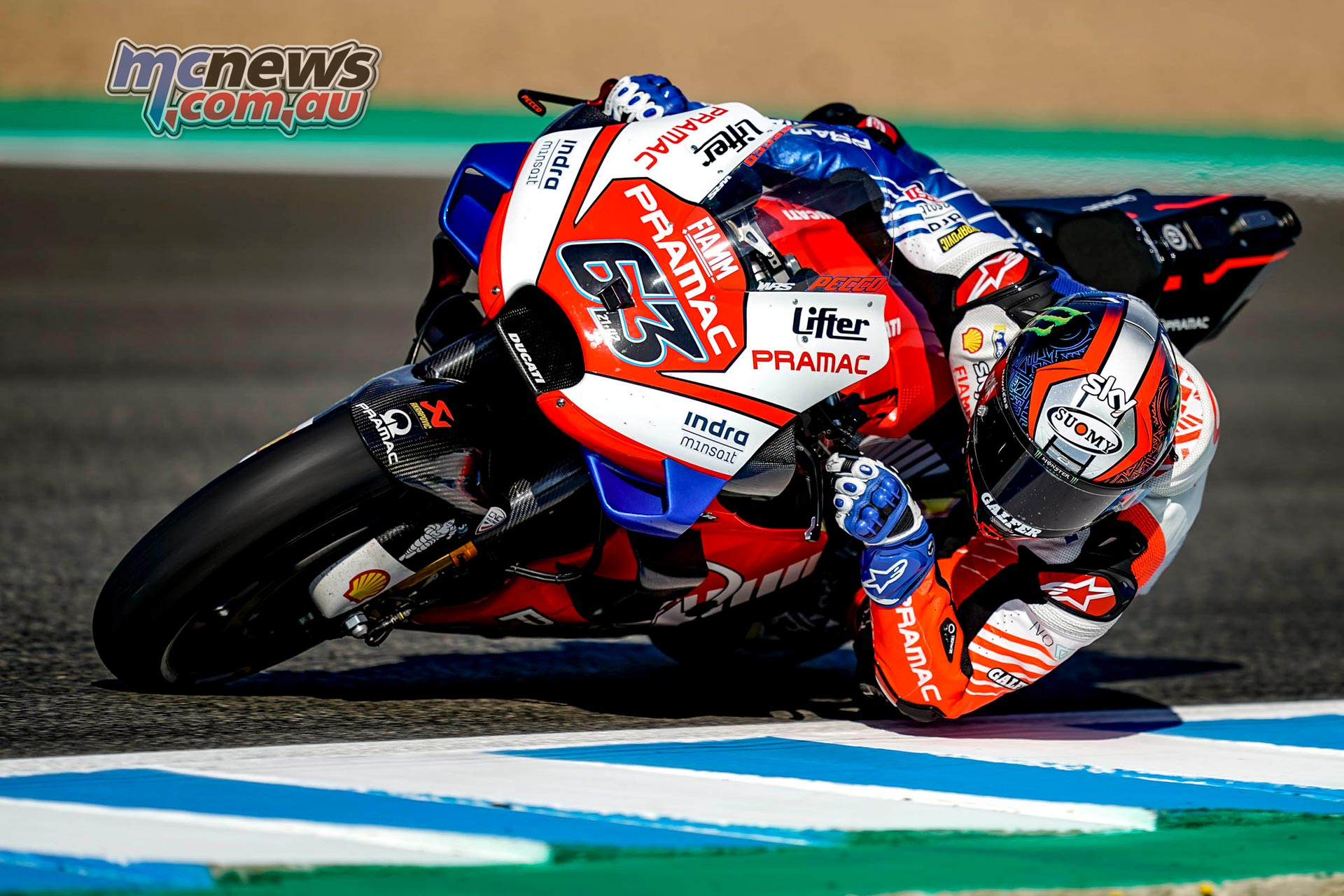 MotoGP Rnd Jerez Pecco Bagnaia