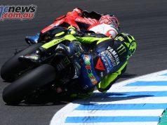 MotoGP Rnd Jerez Rossi Miller GP AN Cover