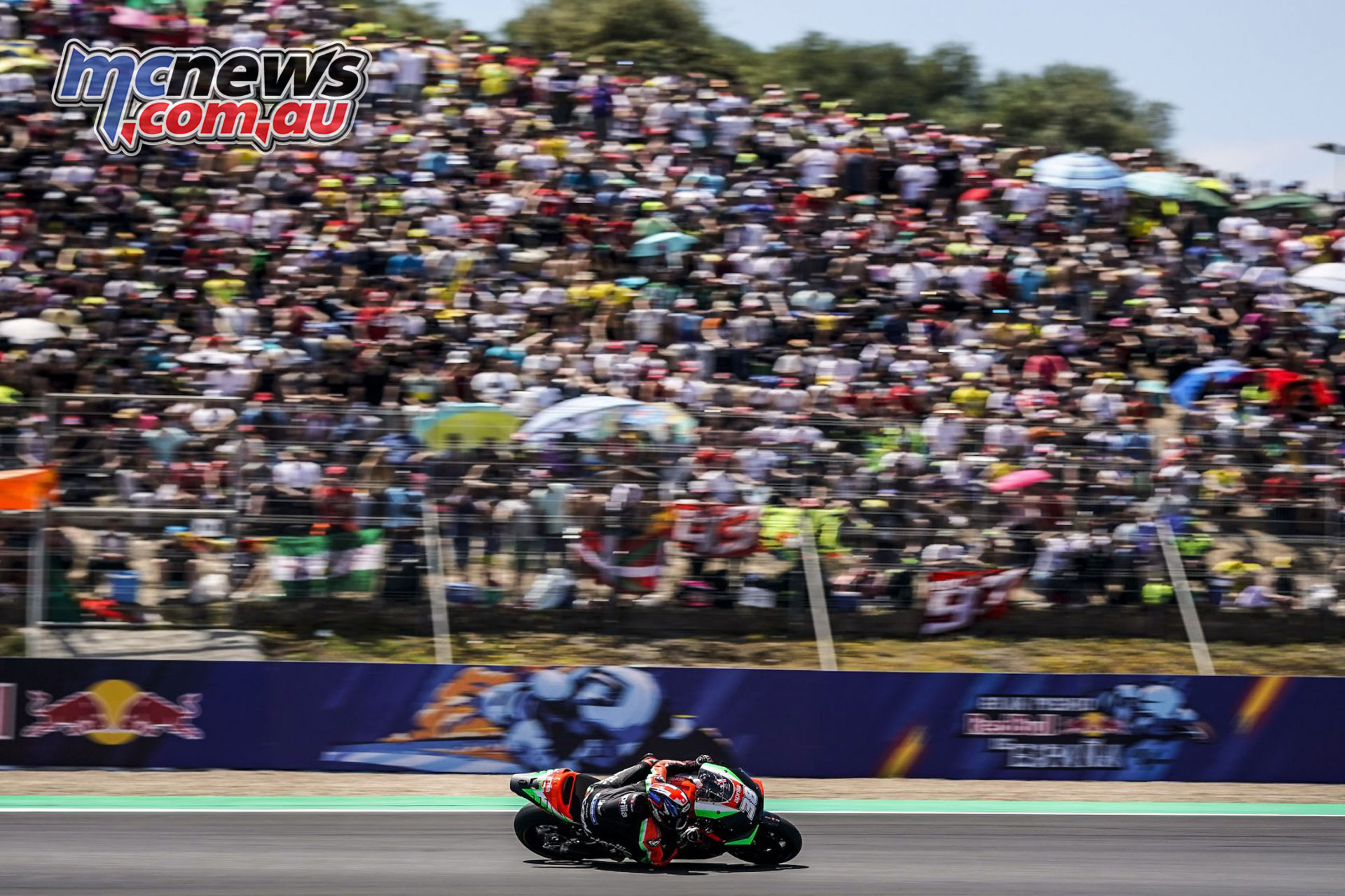 MotoGP Rnd Jerez Sun Bradley Smith