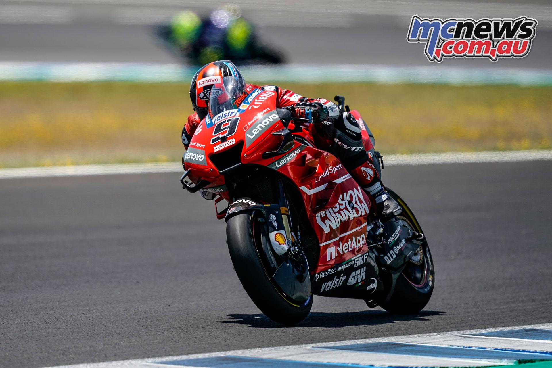 MotoGP Rnd Jerez Sun Danilo Petrucci
