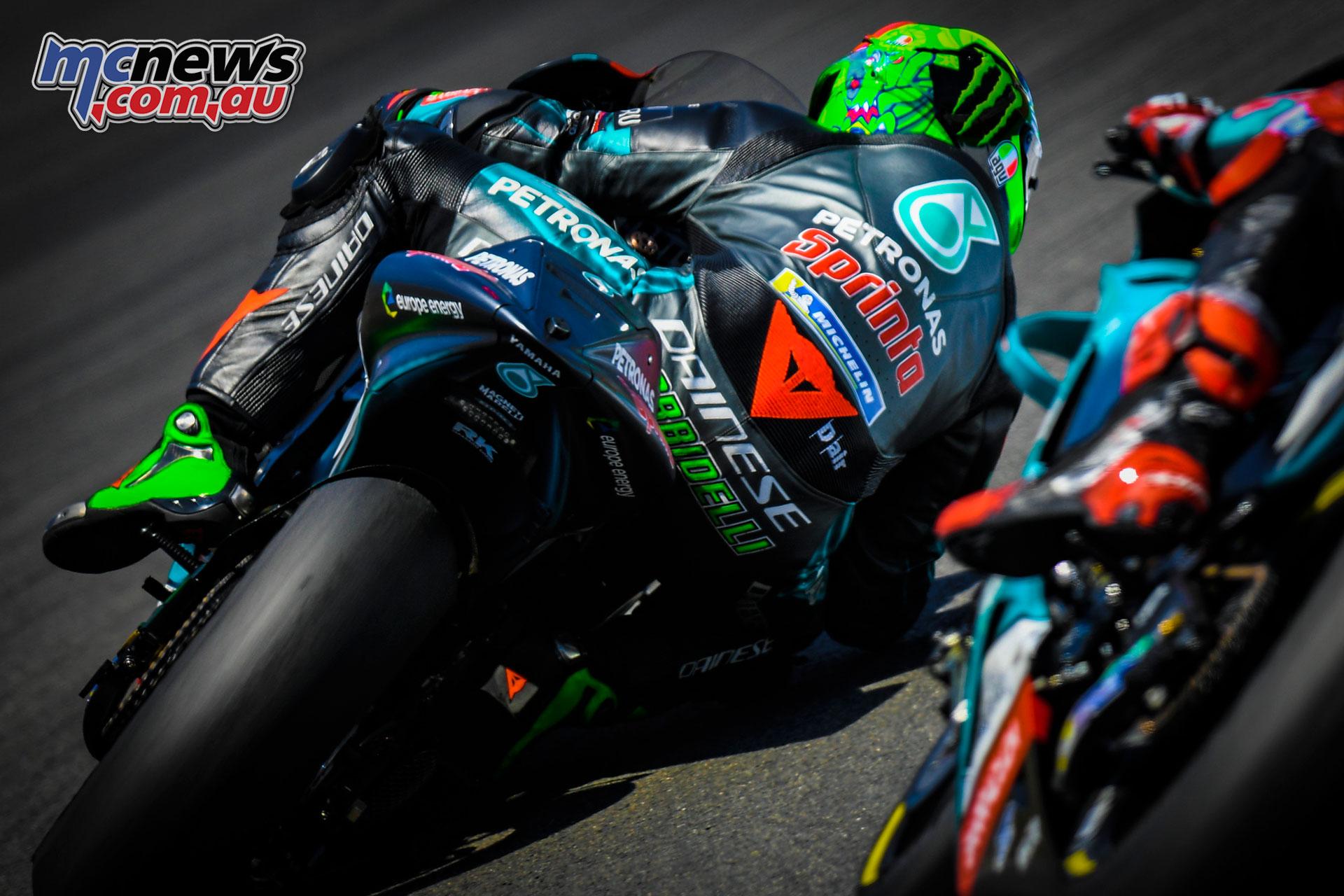 MotoGP Rnd Jerez Sun Franco Morbidelli