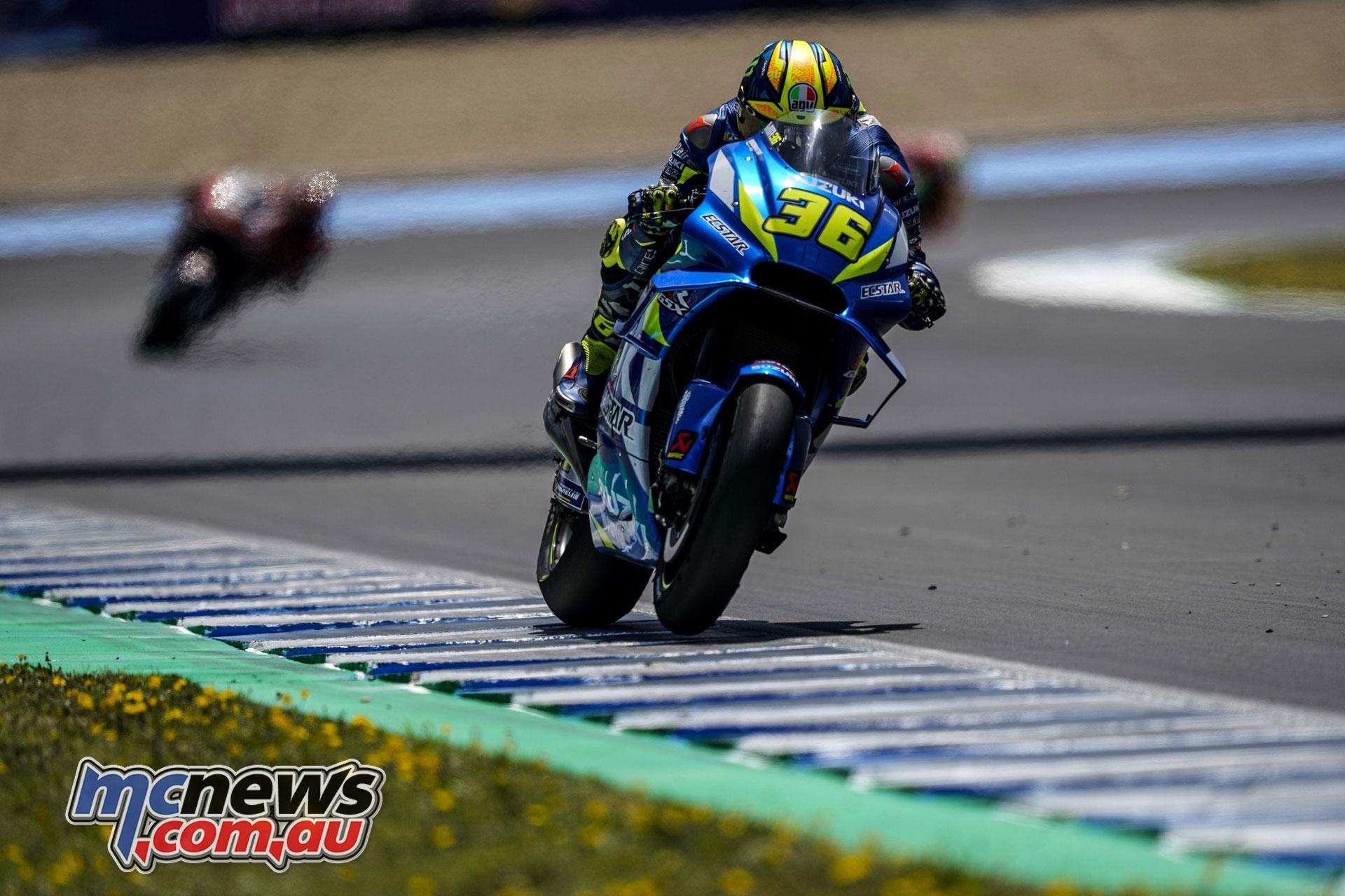 MotoGP Rnd Jerez Sun Joan Mirr