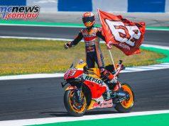 MotoGP Rnd Jerez Sun Marc Marquez