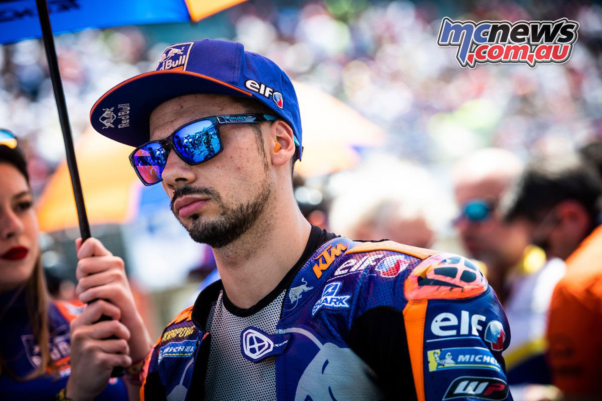 MotoGP Rnd Jerez Sun Miguel Oliveira