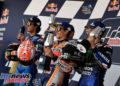 MotoGP Rnd Jerez Sun MotoGP Podium