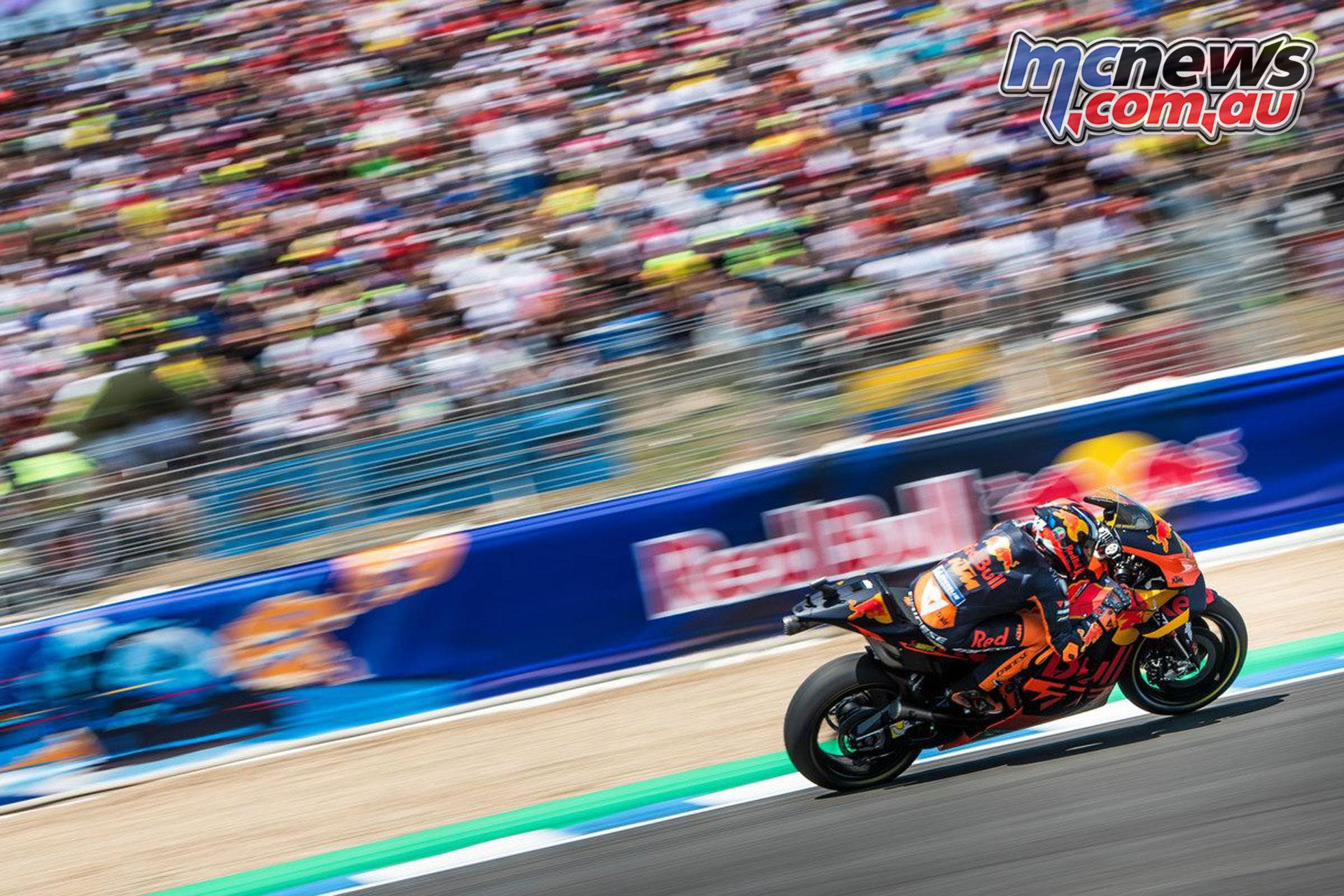 MotoGP Rnd Jerez Sun Pol Espargaro
