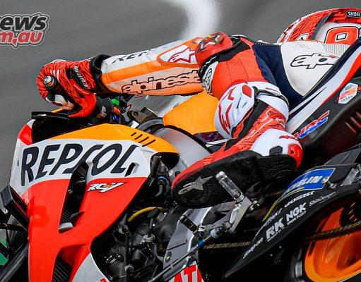 MotoGP Rnd LeMans Fri Marquez