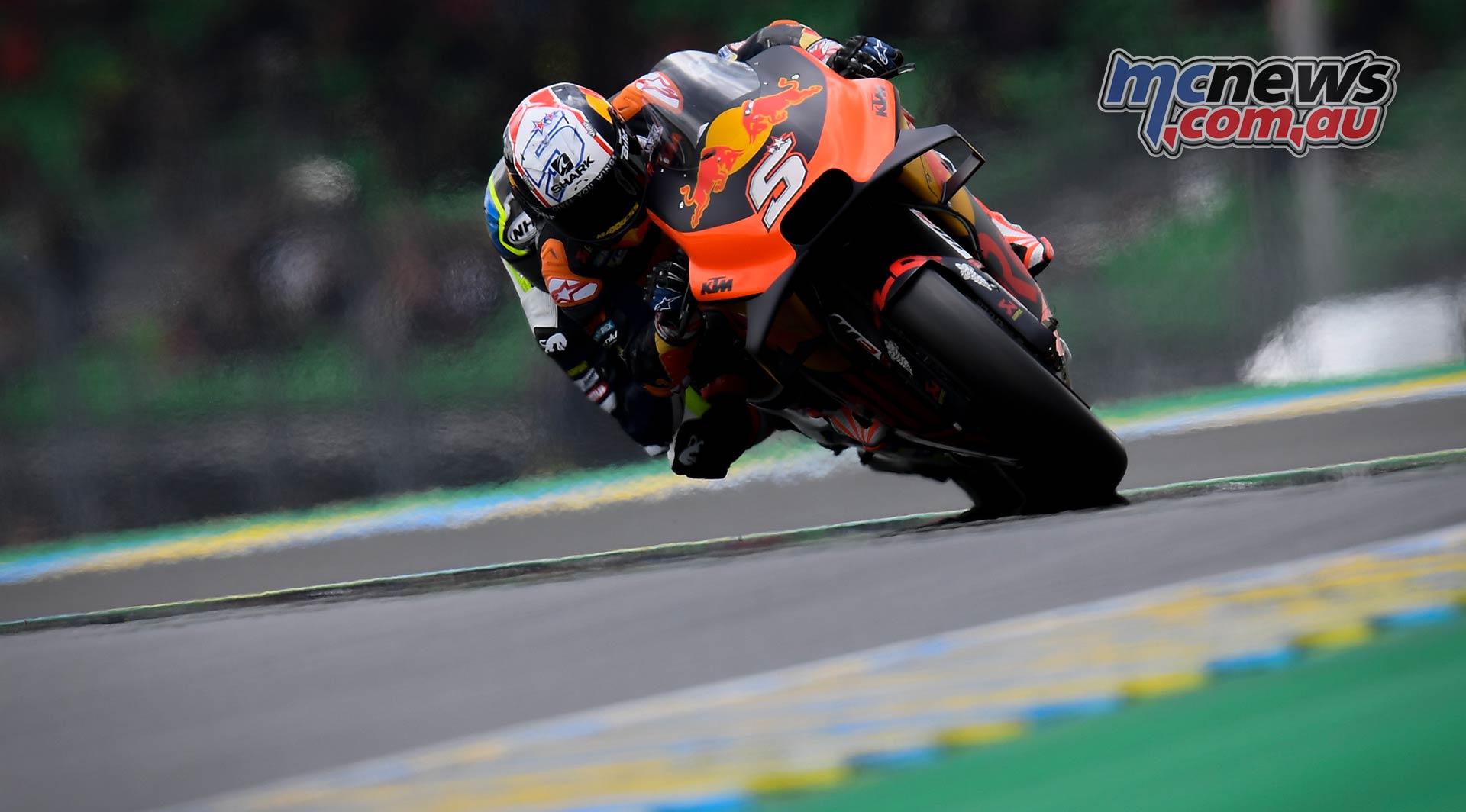 MotoGP Rnd LeMans Fri Zarco
