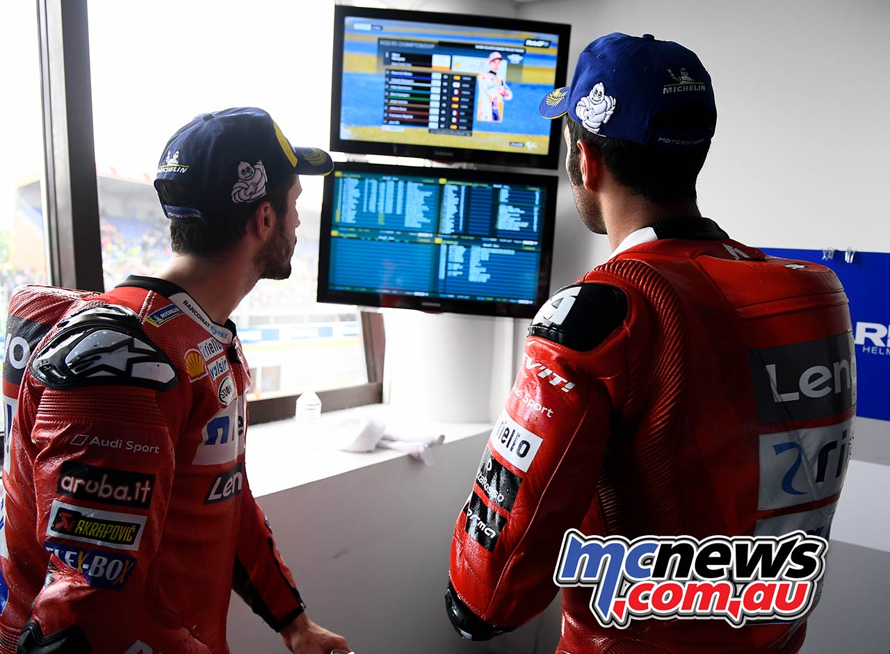 MotoGP Rnd LeMans Points