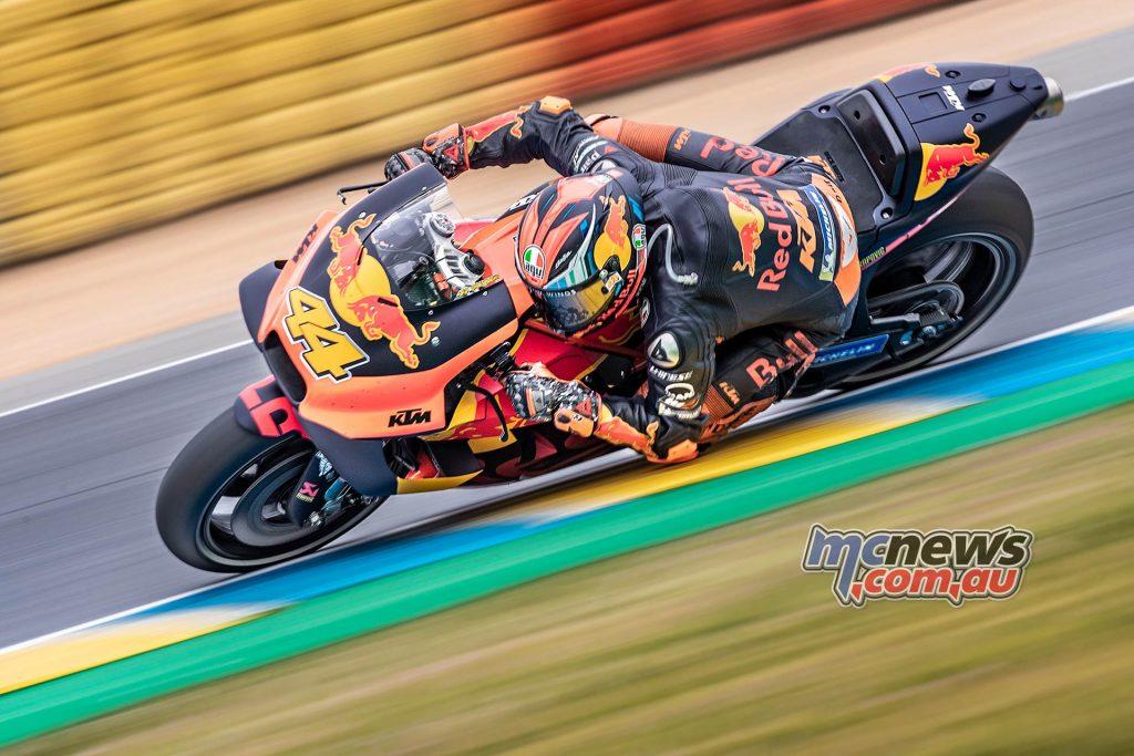 MotoGP Rnd LeMans Pol Espargaro